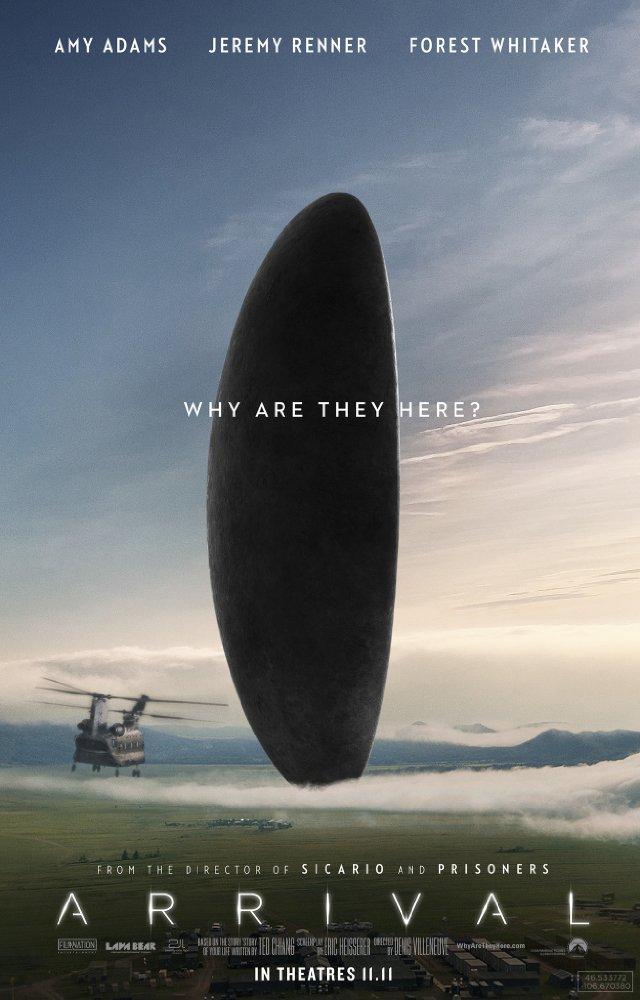 film, extra-terrestres, arrivée