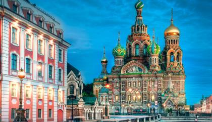 Tranche de vie 12 – Saint-Pétersbourg