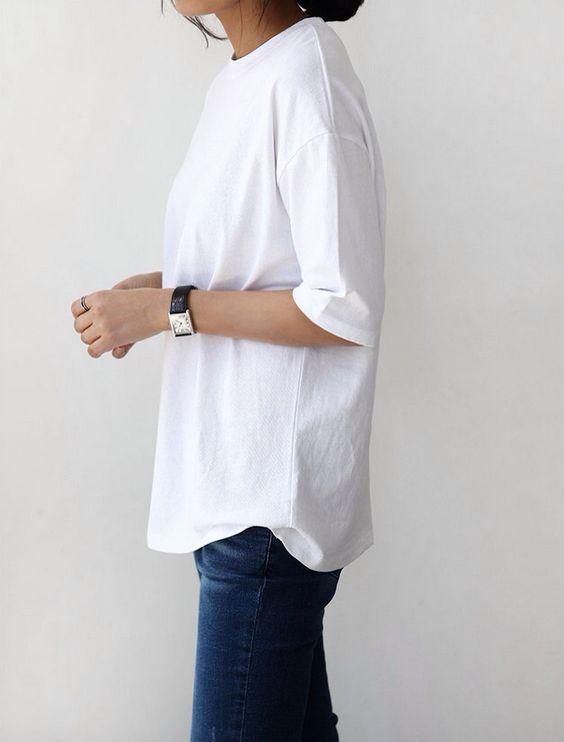 white-tee