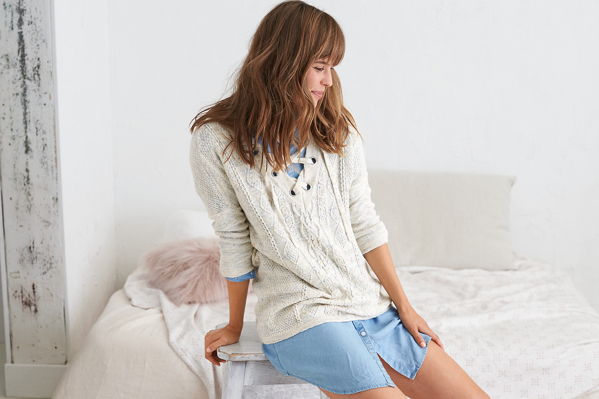 chandail mode confort