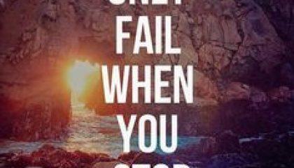 essayer, résultats, arrêter