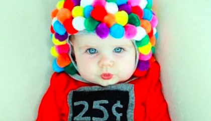 Halloween Costumes for the Little Ones