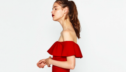How to Wear Hot Red this Fall