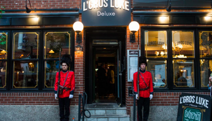 L'Gros Luxe Plateau Now Has its Alcohol Permit!