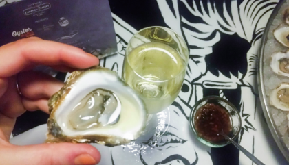 Oyster night? Yes, Please!