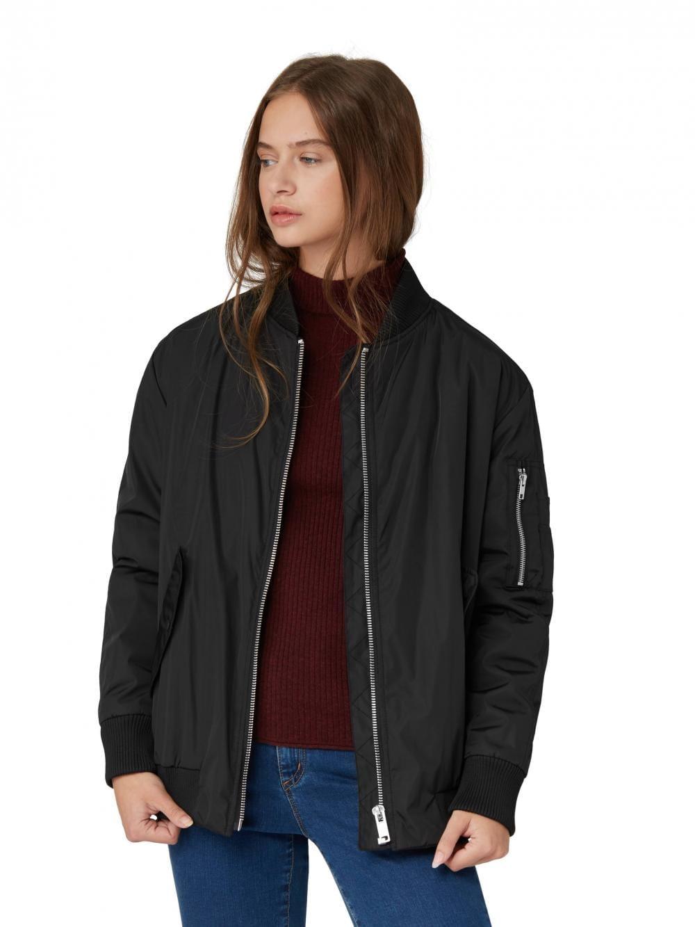 jacket, femme, mode