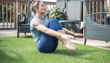 Abdos: 6 exercices faciles à faire à la maison