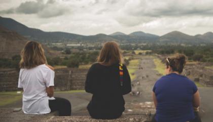 Cam à Mexico: le récit !