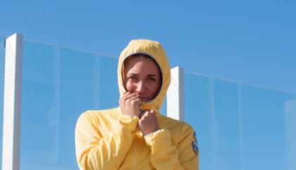 Petit manteau: look de poussin