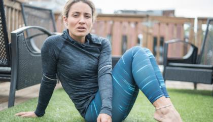Sports: travailler ses fesses en moins de 5 minutes