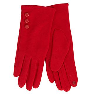 gant accessoire rouge