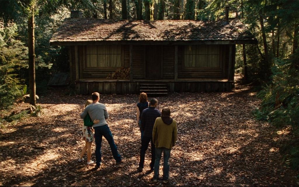 cabane dans les bois film horreur