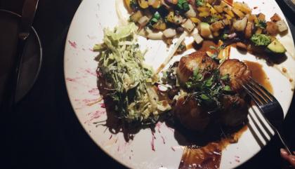 Un weekend à Trois-Rivières – un souper gargantuesque