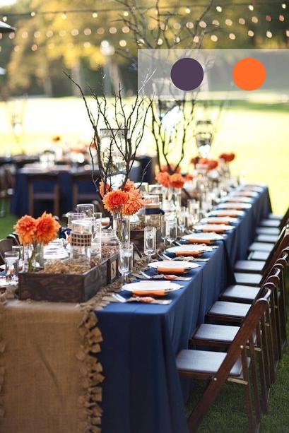 table couleur pantone