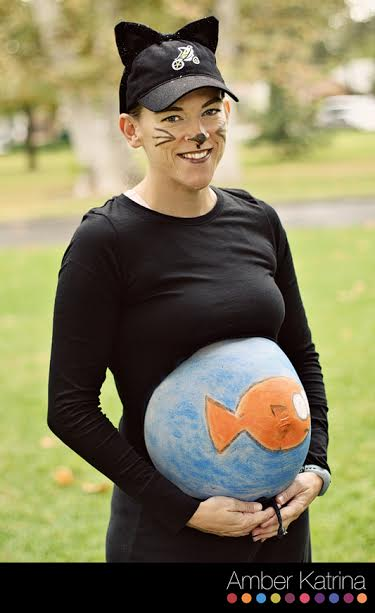costume enceinte femme