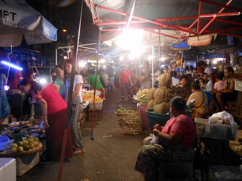 voyage culture marché