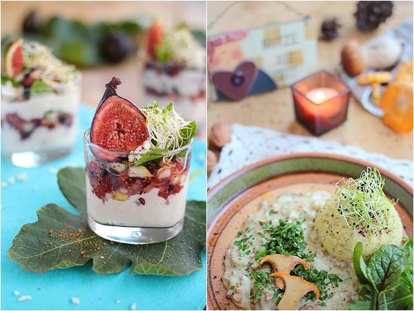 repas, vegan, mariage
