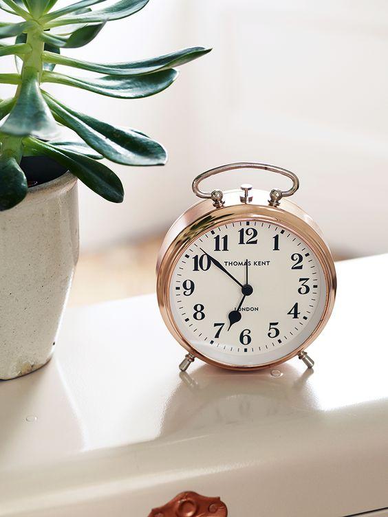 temps alarme ponctualité