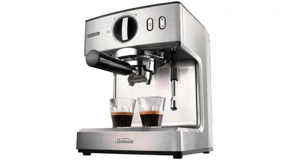 café machine qualité