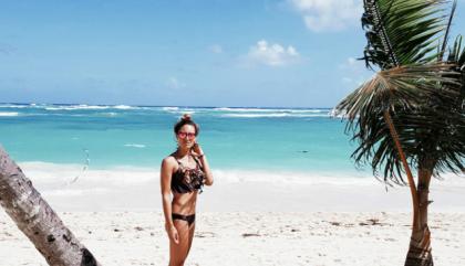 Voyage de Cam: Punta Cana