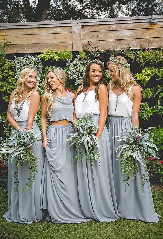 mariage, robes, filles