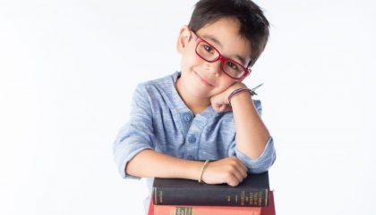 Quand notre tout-petit a besoin de lunettes