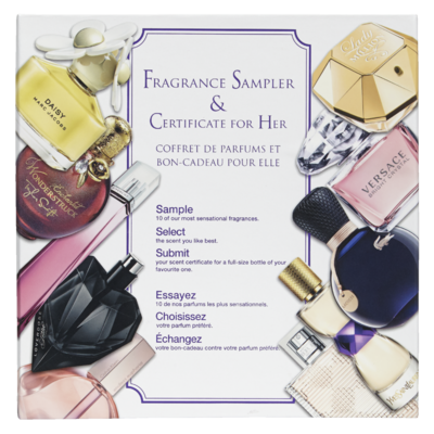 parfum coffret cadeau