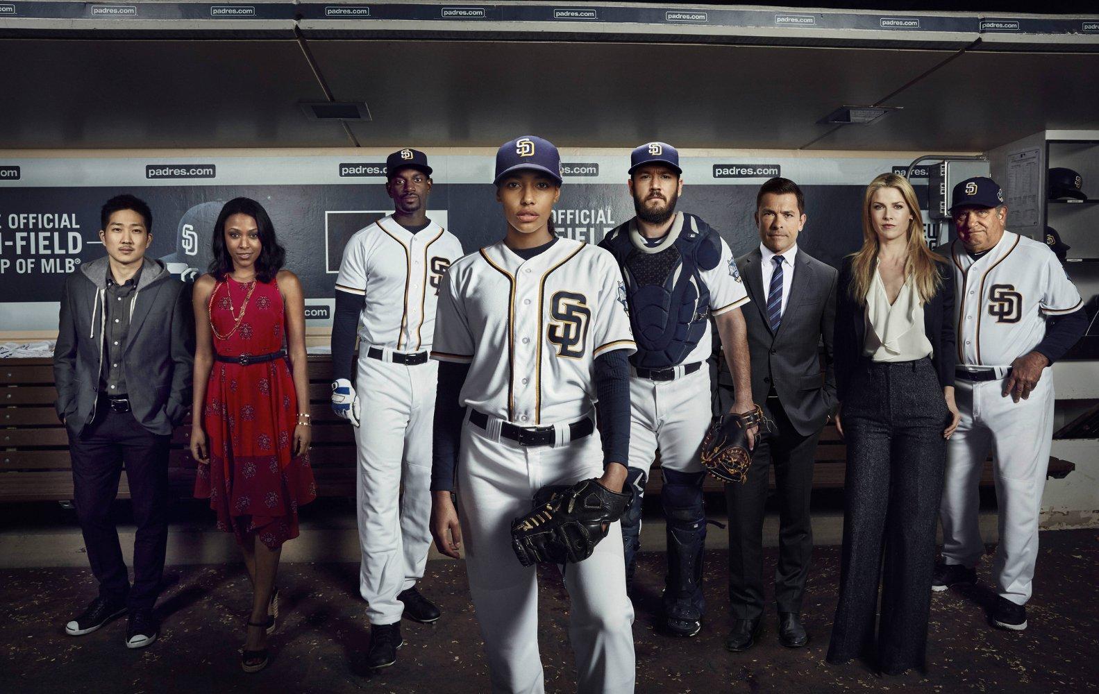 équipe, baseball, pitch