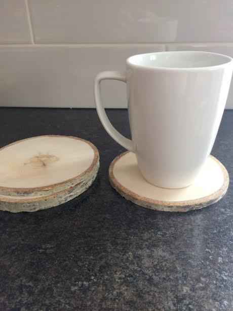 rondelle bois décoration