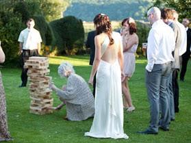 mariage jeux cérémonie