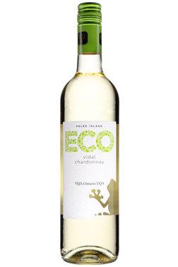 vin blanc eco