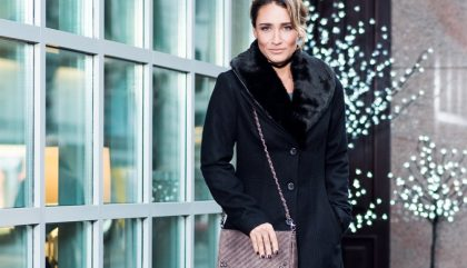 Look Cam: chic hivernal