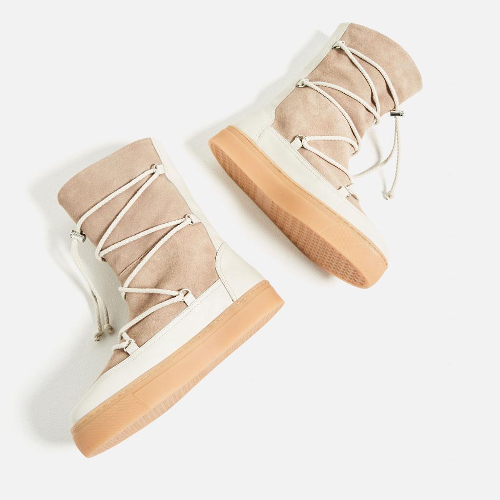 bottes zara scandinave