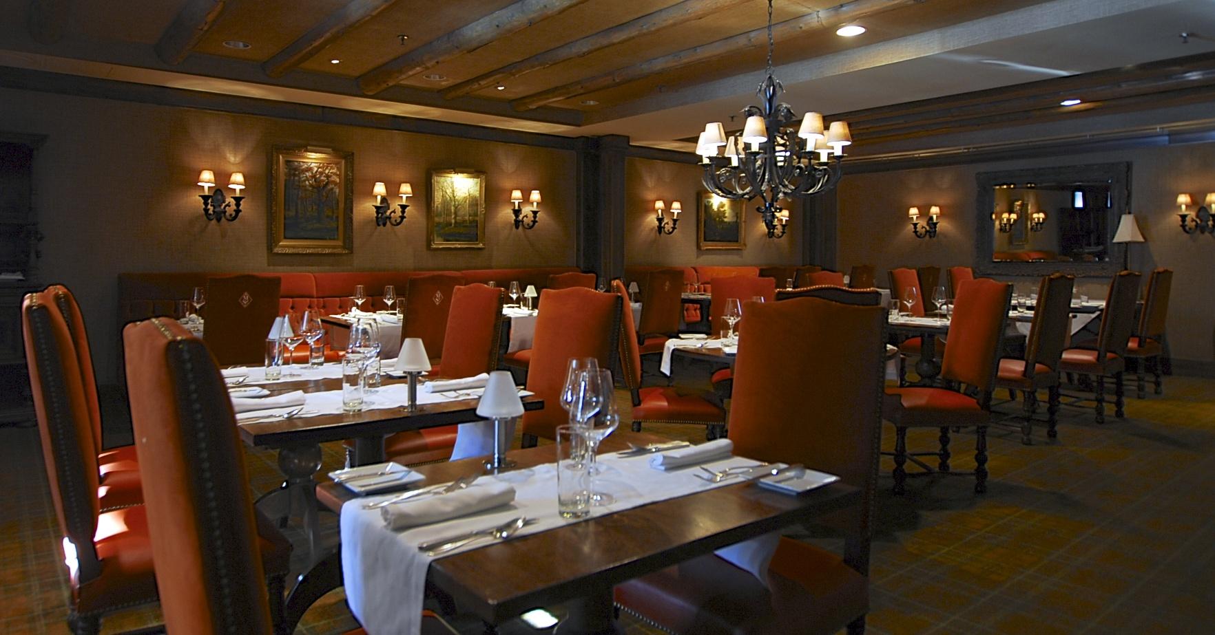 restaurant, forfait, gastronomie