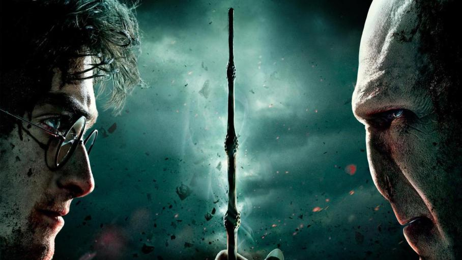 harry potter voldemort combat