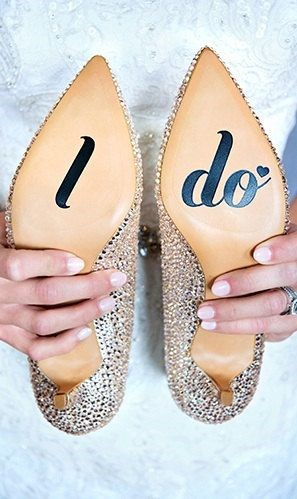 souliers mariage mode