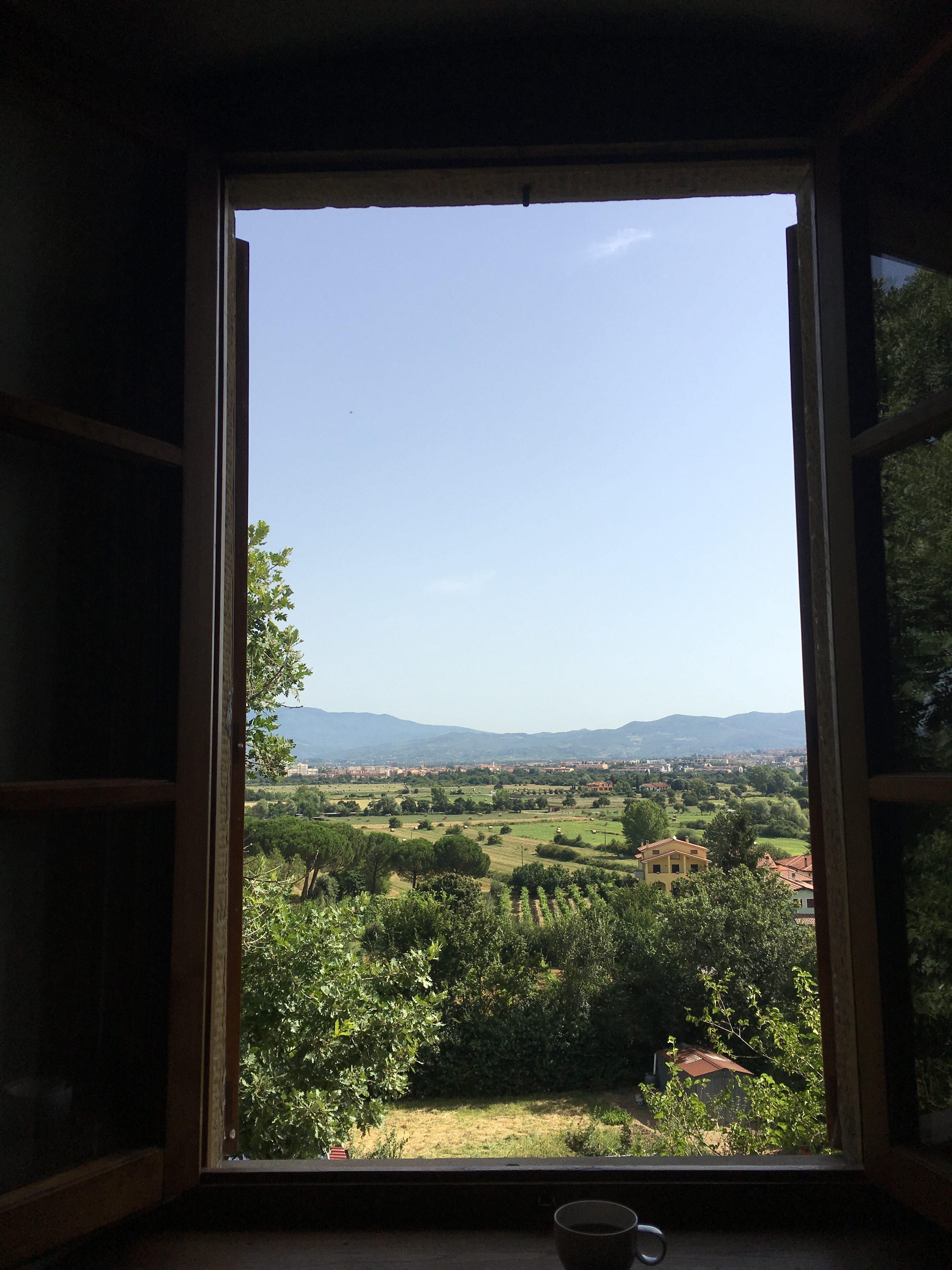 Mon voyage en italie le cahier for J ai ouvert ma fenetre
