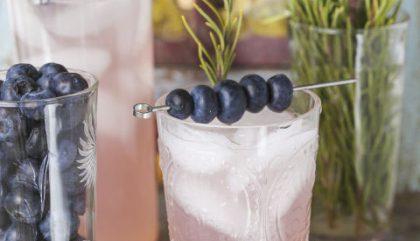 Des mocktails pétillants pour les fêtes avec SodaStream