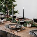 L'Art de table pour le temps des Fêtes