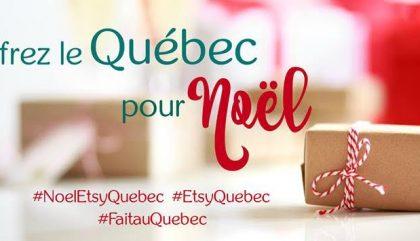 Des cadeaux Made in Quebec