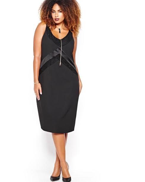 robe noel noir