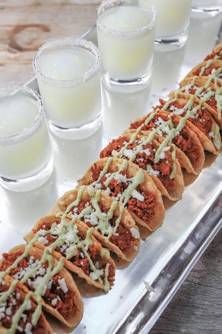 tacos bar mariage