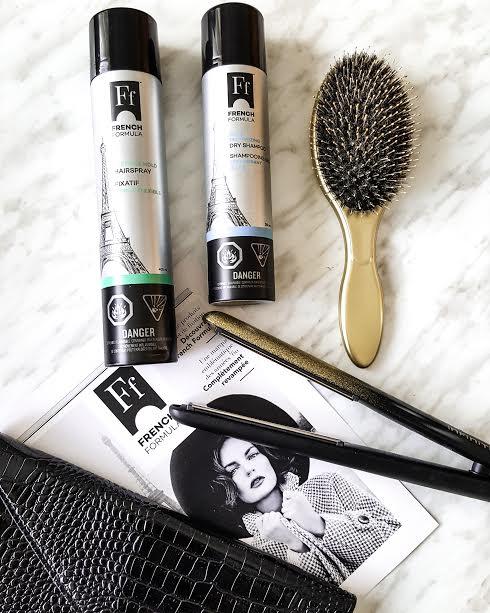 produits cheveux french formula