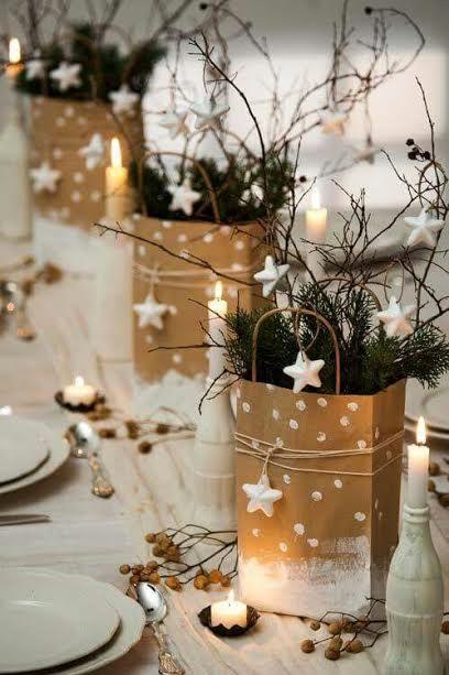 décor festivité noel