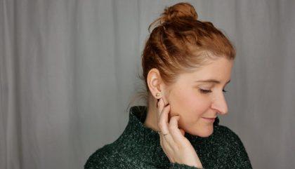Les boucles d'oreilles de toutes les occasions, sans exception.