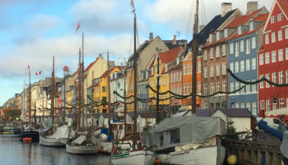 Copenhagen, A True Nordic Beauty