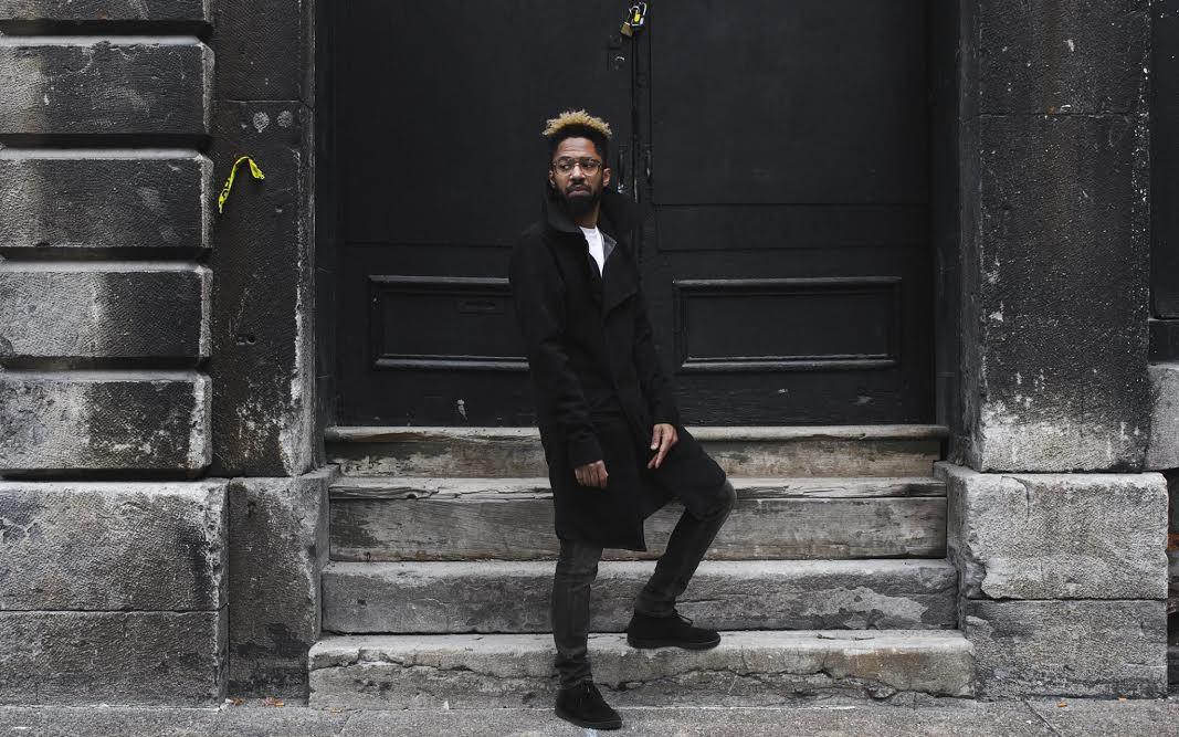 Guillaum Chaigne, mode pour homme, artiste, designer, créateur, capsule, streetwear, minimaliste, texture, structuré, mens wear, vêtements pour hommes, blog le cahier, Maude Sen, article pour homme
