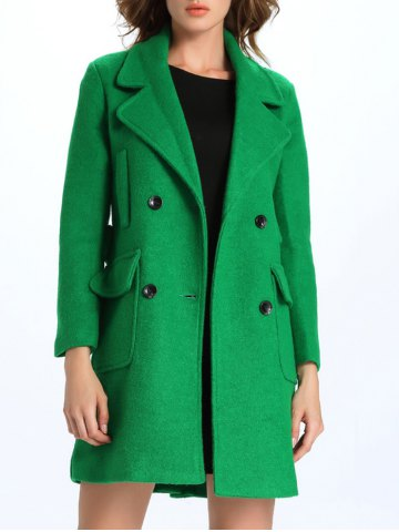 greenery manteau