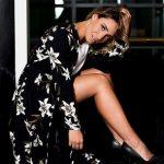Look Cam: le long kimono d'hiver