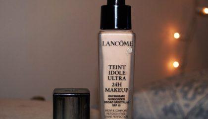 Mon top 5: le maquillage en hiver